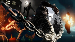 InFAMOUS Second Son - Unchained