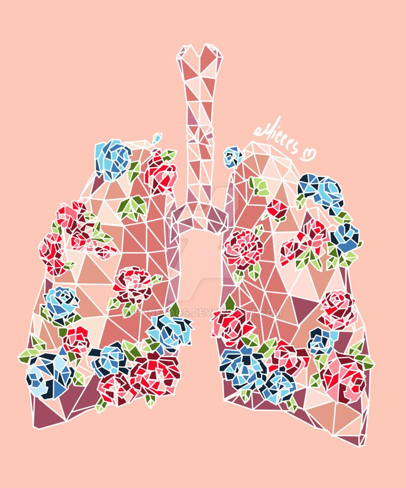 Lungs by bonetags