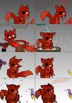 FNAF: fluffy fox