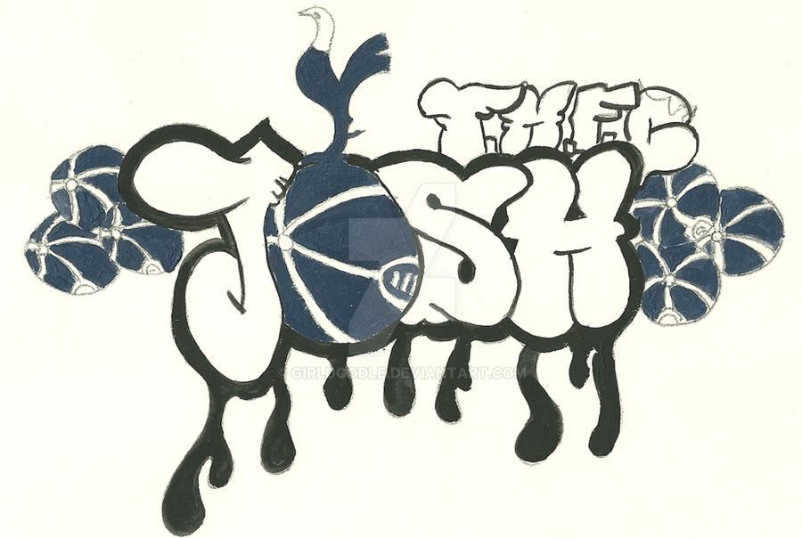 Spurs graff name josh by girldoodle on deviantart spurs graff name josh by girldoodle altavistaventures Image collections