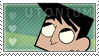 Young Professor Utonium Stamp by Bakumi
