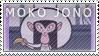 Moko Jono Stamp by Bakumi