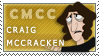 Craig McCracken Stamp