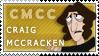 Craig McCracken Stamp