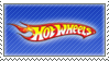 Hot Wheels Stamp by Bakumi