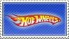 Hot Wheels Stamp by Bakumi