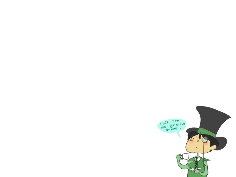 Desktop Greed-ler by meesan14