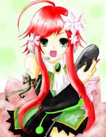 Vocaloid: Komori Uta by crazyKisuke