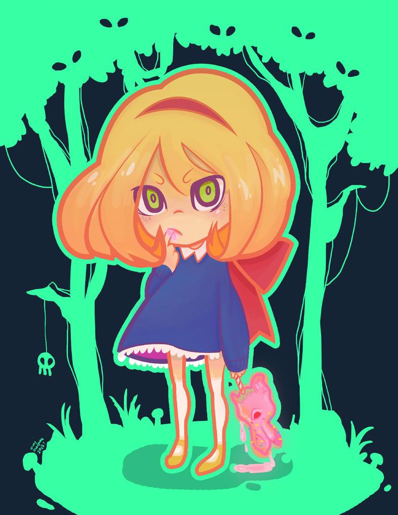 Radioactive Rabbit by crazyKisuke