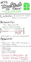 Homestuck OC Tutorial part 2 - Lusii