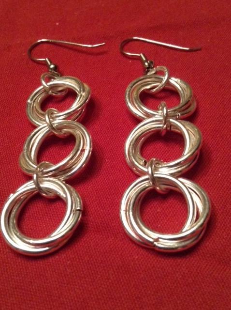 Earrings! by ChaineAlchemist