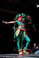 Apple Kitty cosplay 2011