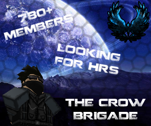 Roblox Brigade Game Roblox The Crow Brigade Rectangle Ad By Scorchproductions On Deviantart