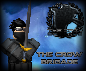 Roblox The Crow Brigade Rectangle Ad By Scorchproductions On Deviantart