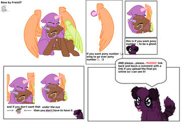 Please dont cry MLP Base