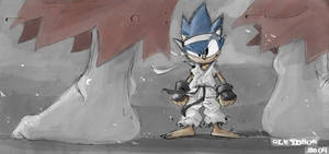 Ken VS Sonic