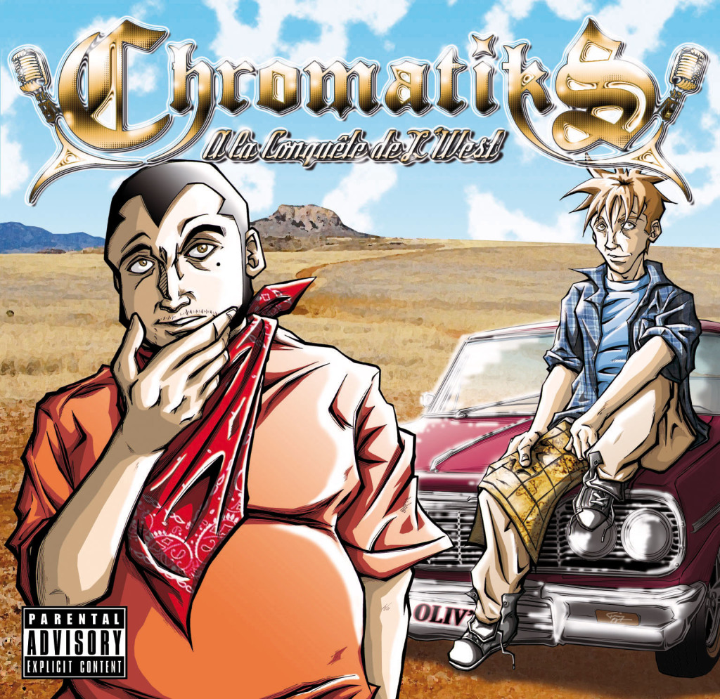 CHROMATIKS's cover by tuan-hollaback