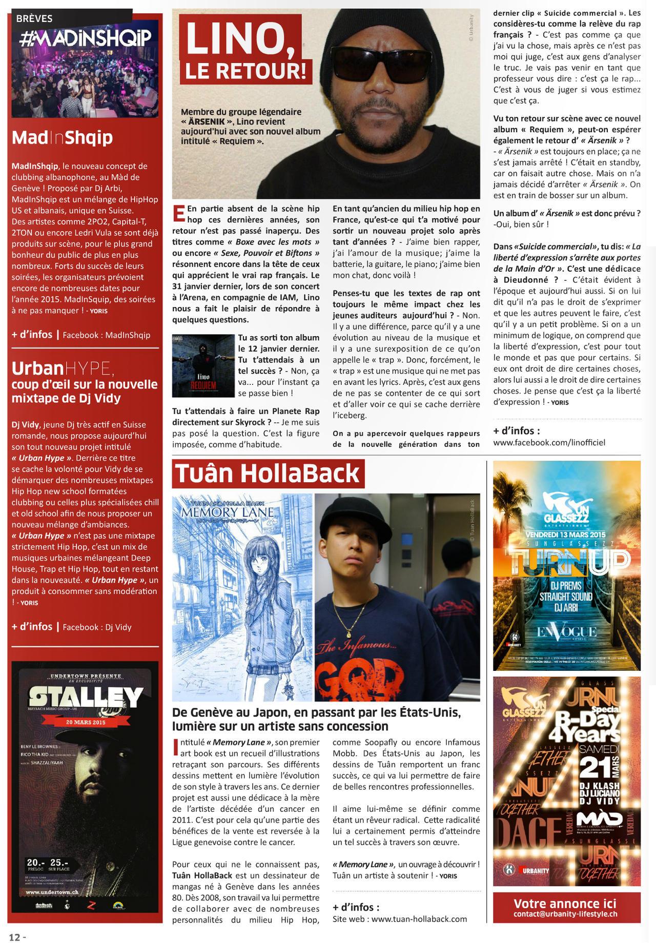 Urbanity Magazine