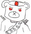 Teddy's Sketch by rossignol72