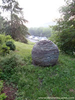 Dry Stone Sphere by Devine-Escapes