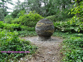 Dry Stone Sphere the Second by Devine-Escapes