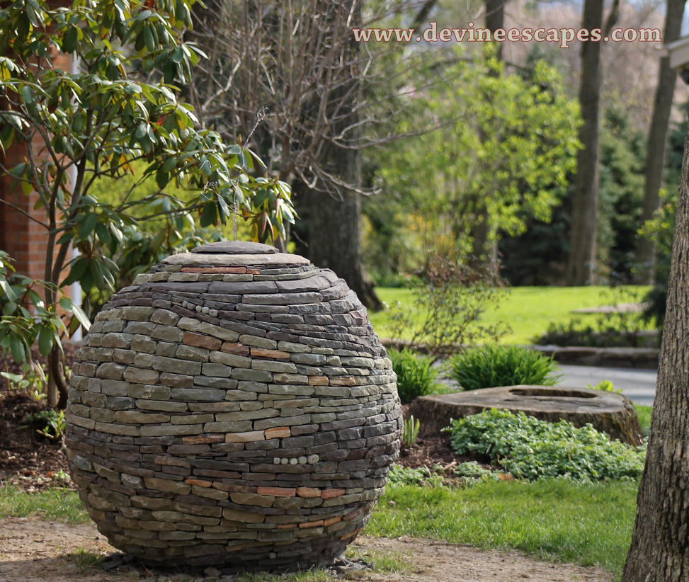Dry Stone Sphere the Thirdly Most by Devine-Escapes