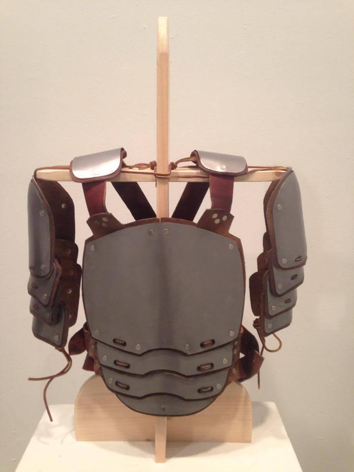 Light Armor by bjbrizee7