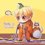 Among Us - Orange