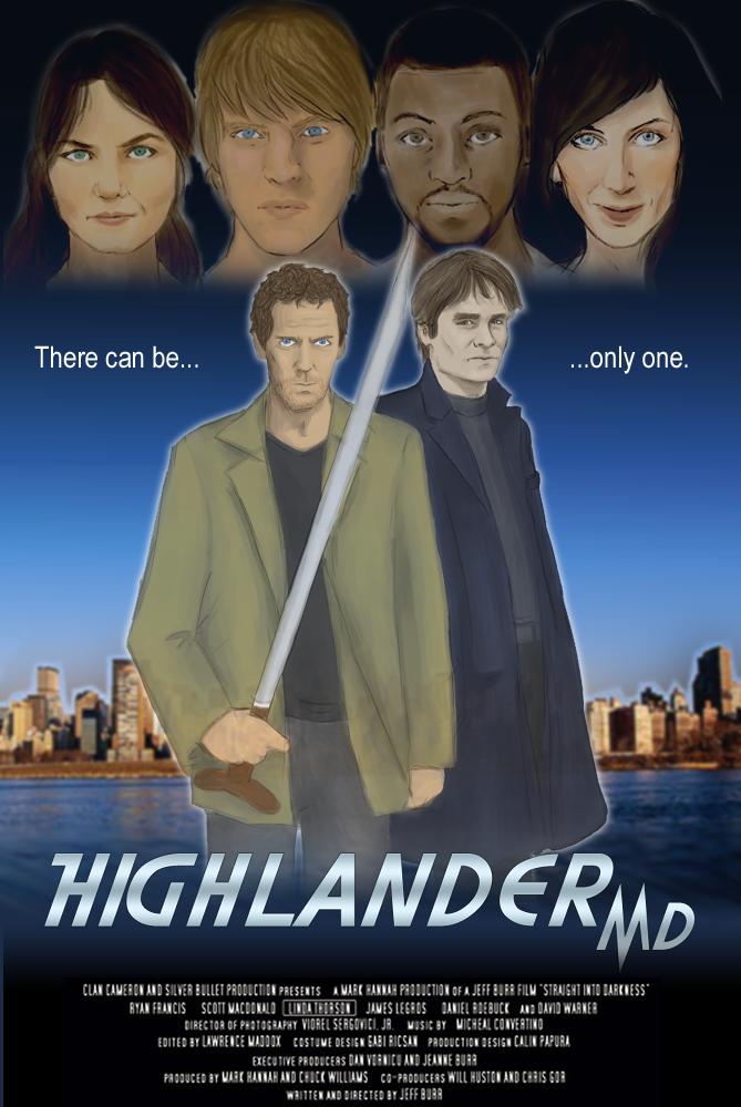 FanArt Parody Highlander_MD_by_lili_yajuujo