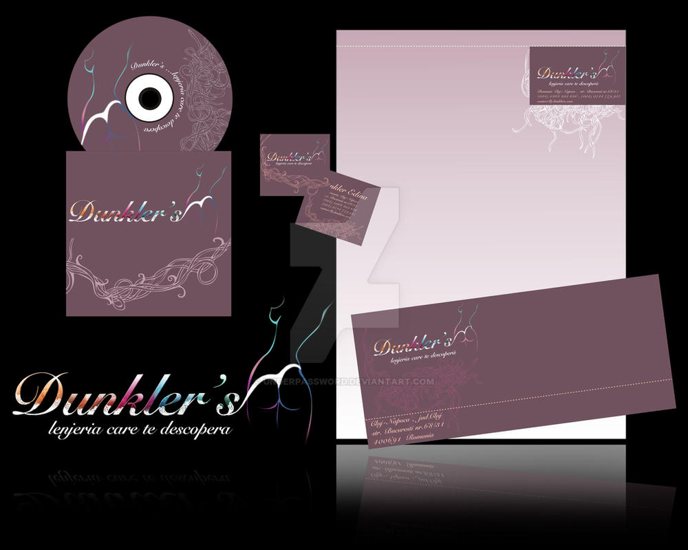 dunklers stationary by underpassword
