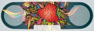 strawberry Sony trik