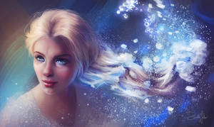 Elsa by SandraWinther