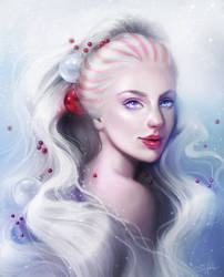 Snow by SandraWinther