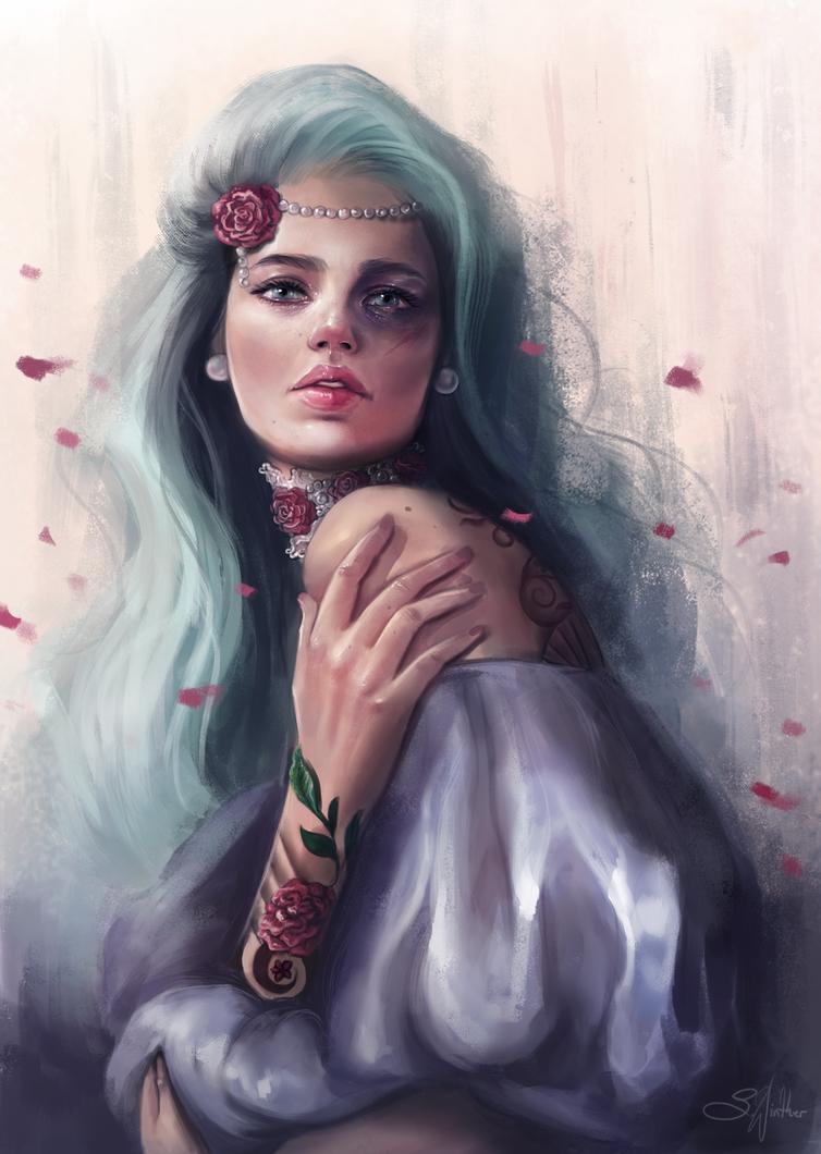 You Say You Love Me by Sandramalie