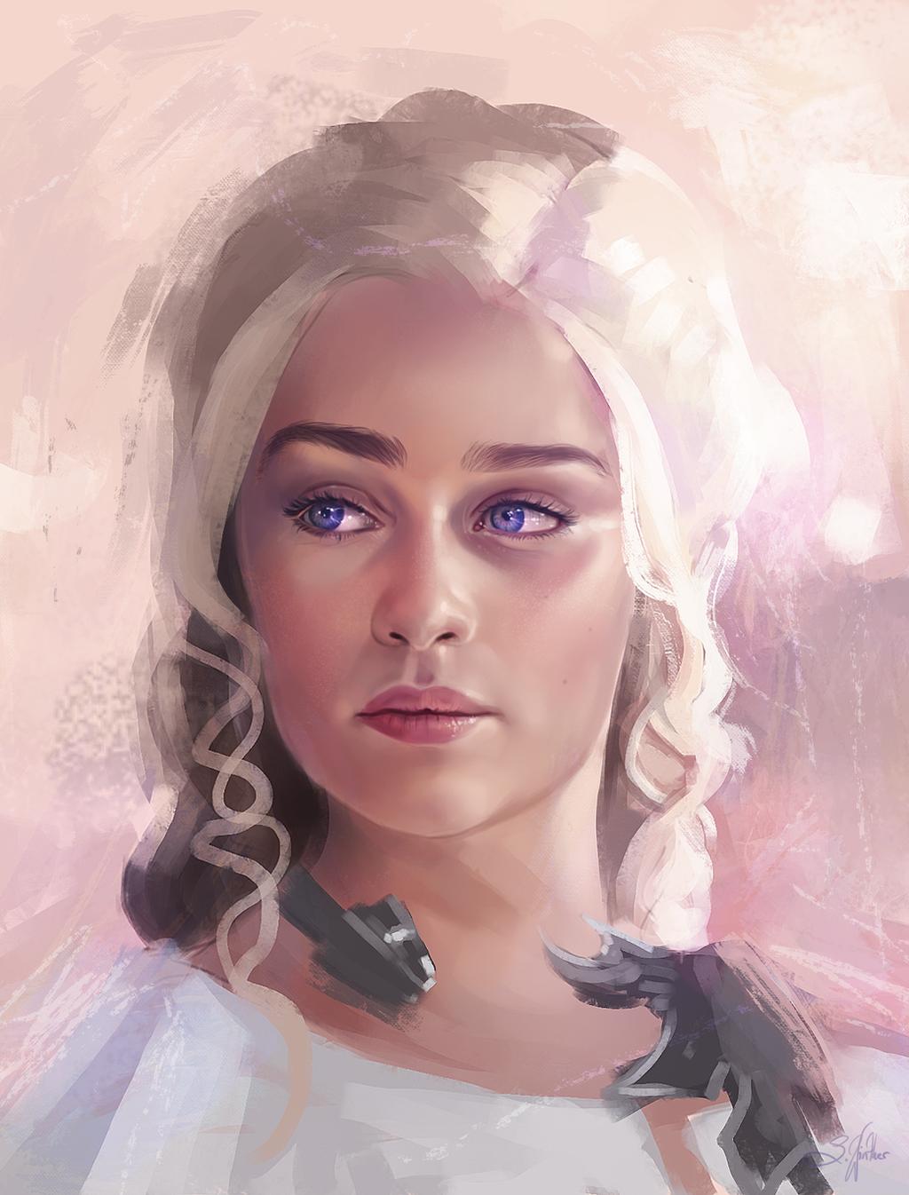Targaryen by Sandramalie