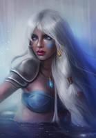 Princess Kida by SandraWinther