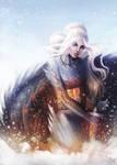 Warrior Dany
