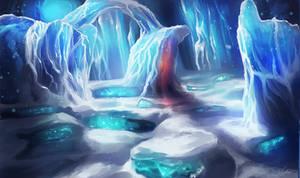 The Frozen Cave