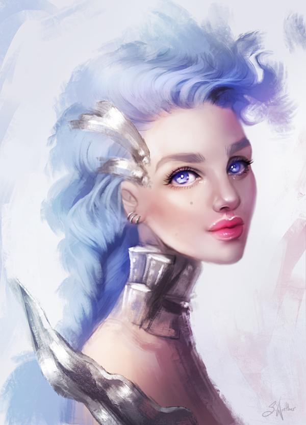 Lena by Sandramalie