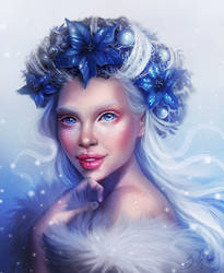 December Beauty by SandraWinther