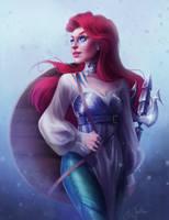 Warrior Ariel