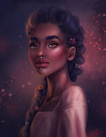 Amira Qadir by SandraWinther