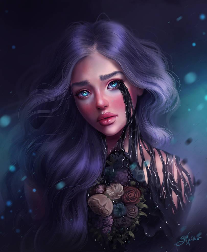 Dark Soul by SandraWinther