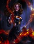 Superhero Hermione