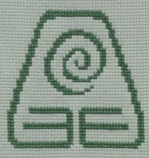 Avatar Tla Earth Symbol By Lil Samuu On Deviantart