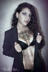 Sara Mafe by darkart84