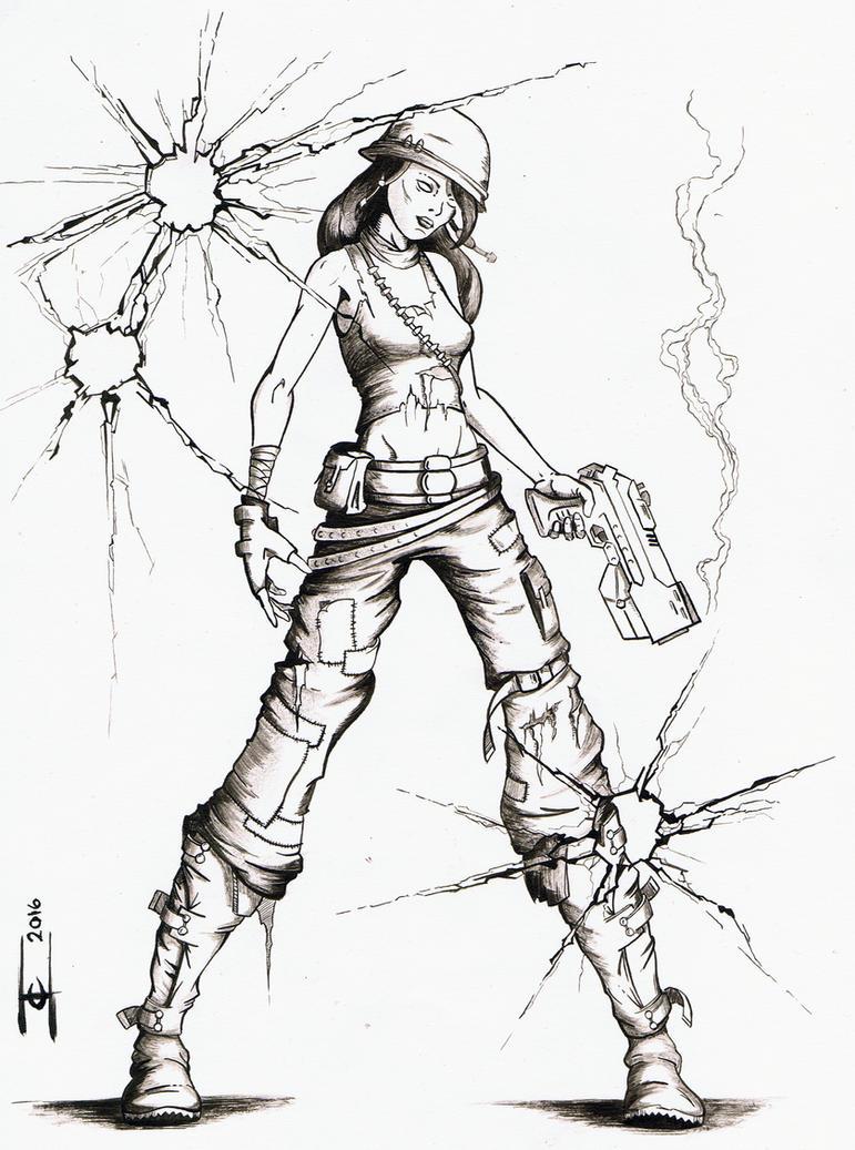 Apocalyptica by zwarback