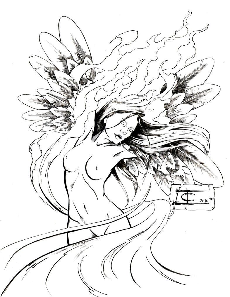 Phoenix by zwarback
