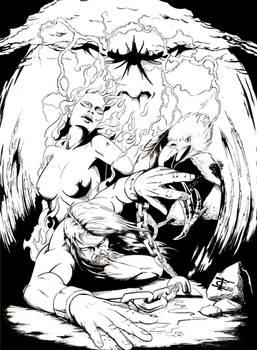 Prometheus, the Punishment