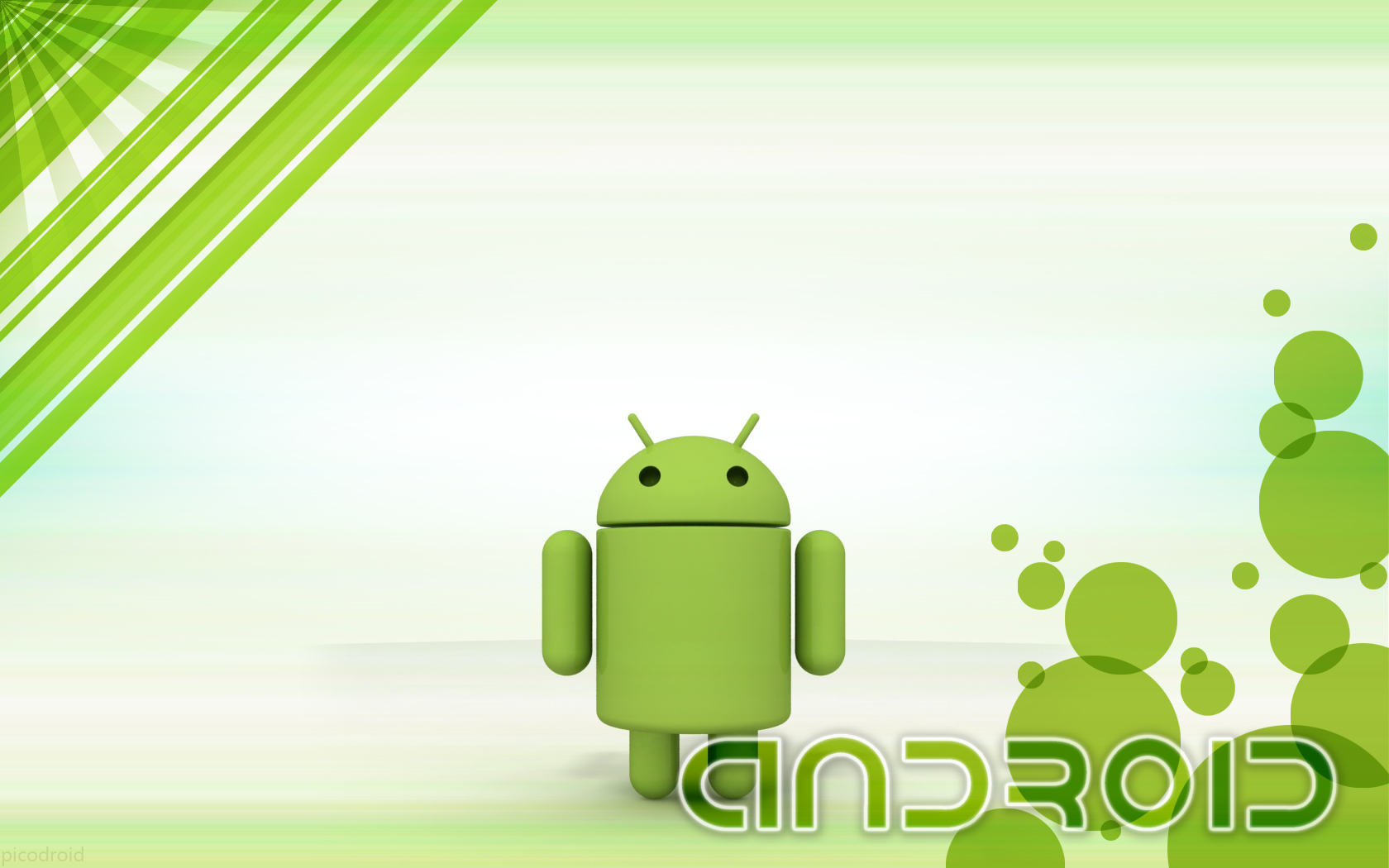 android laden